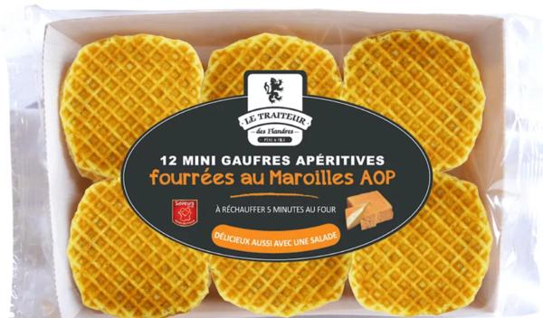 La Pâtisserie des Flandres deux fois primée au Sial innovation 2020 - Wafeltjes vallen in prijzen