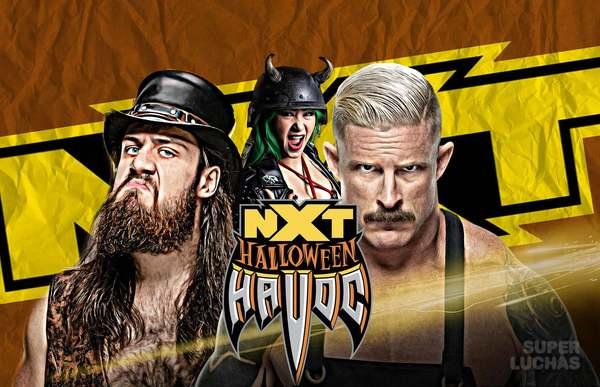 NXT 28 de octubre 2020 | Resultados en vivo | HALLOWEEN HAVOC