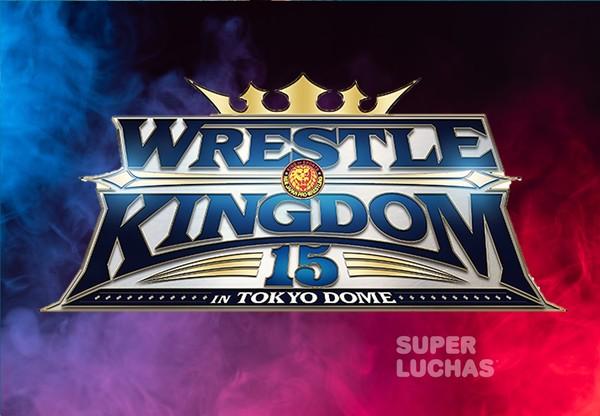 Los planes de NJPW para Wrestle Kingdom 15