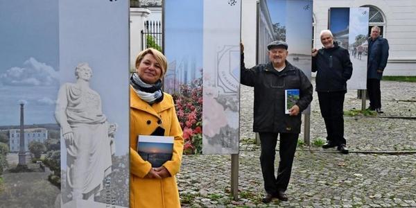 Schlosspark Putbus auf Rügen: Nach der Sanierung ist vor der Sanierung