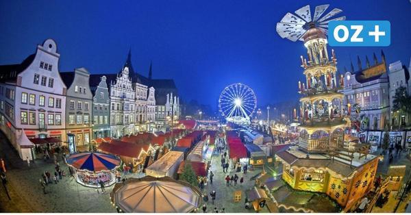 Jetzt steht fest: Rostocker Weihnachtsmarkt komplett abgesagt