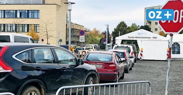 Mehr Abstrichzentren gefordert: Landkreis Vorpommern-Greifswald befürchtet Ansturm