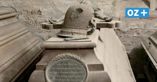 Grimmen historisch: So starb der Soldat aus der Gruft