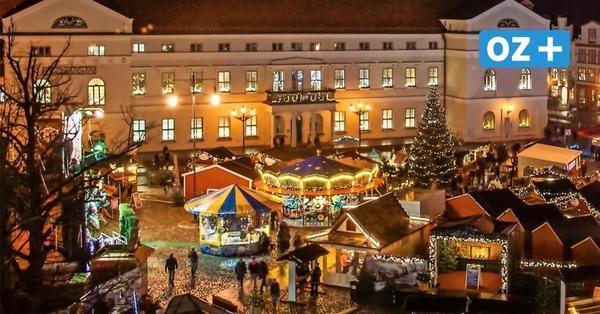 Wismarer Weihnachtsmarkt fällt aus