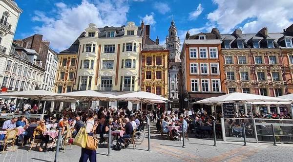 Pourquoi la métropole Lille est l'une des plus touchées en France - Waarom de regio Rijsel het zwaarst getroffen is