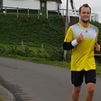 Ronald van der Meer rent marathon door gemeente