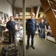 Tuindersschuur van weleer moet museum Oud Alkemade klaar stomen voor de toekomst