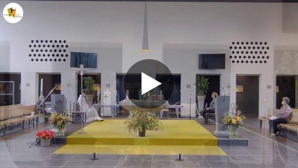 ROELOFARENDSVEEN - Uitzending Viering H.Petruskerk van zondag 25 oktober  (video)