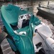 Schade aan boten en diefstal van motoren