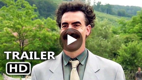 BORAT 2 Official Trailer (2020) Sacha Baron Cohen, Comedy Movie HD