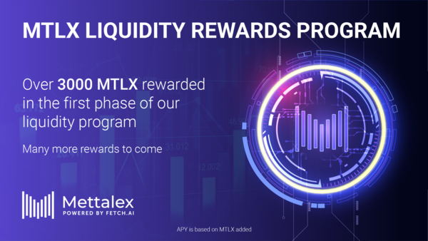 EARN MTLX NOW!