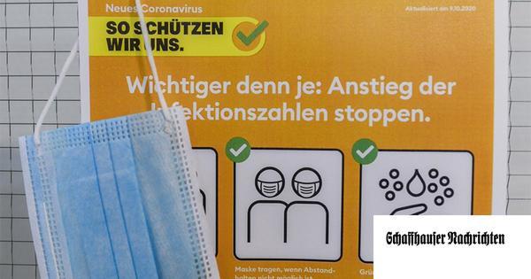 Corona-Petzen: Immer mehr Regelverstösse in Schaffhausen gemeldet