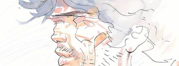 Jean Giraud - Blueberry Sketch