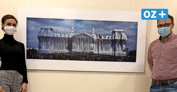 Beeindruckendes Pilotprojekt: Dieser weltbekannte Künstler wird in Rerik ausgestellt
