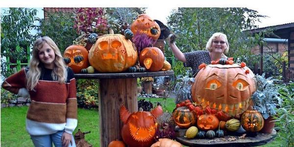 Halloween unter Corona-Bedingungen: Wie in Vorpommern trotzdem gefeiert wird
