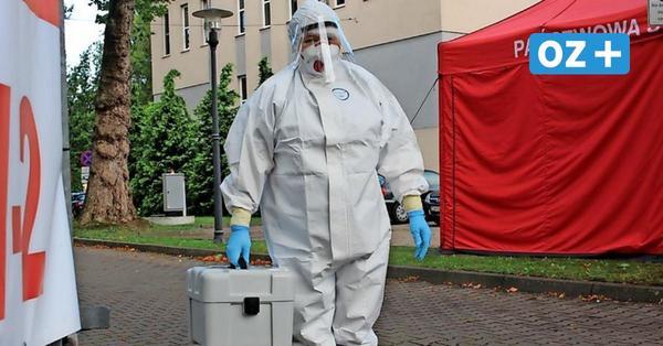 Corona auf Usedom: Fünf große Ausbruchherde in Swinemünde