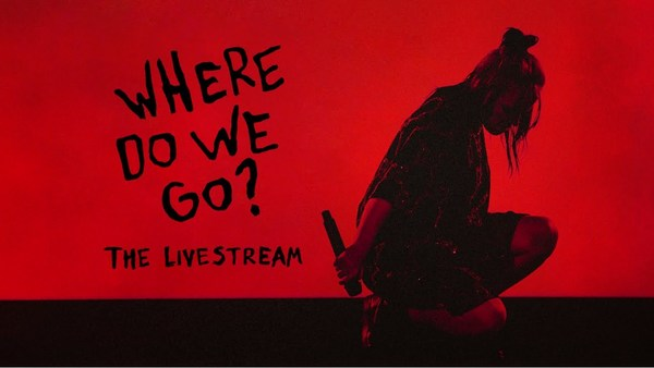 Billie Eilish: the livestream