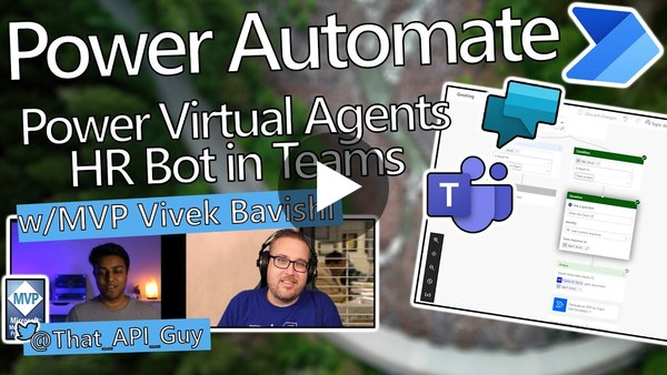 Power Virtual Agents Tutorial - Create a Free Chatbot in Microsoft Teams