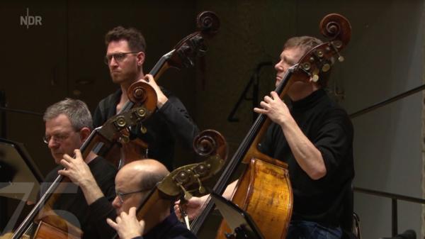 Les 75 ans de l'orchestre NDR Elbphilharmonie