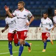 Doublé de Terodde au derby de Hambourg (2-2)