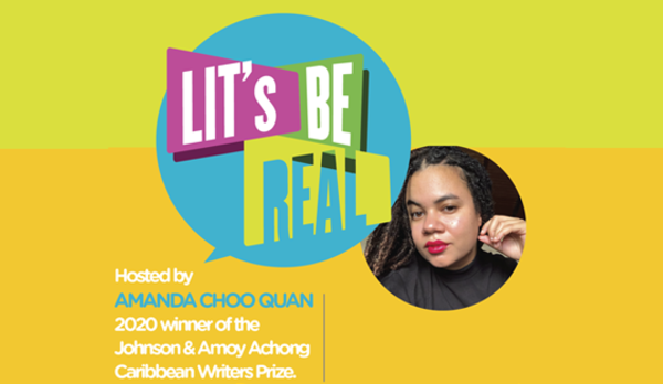 """""""Lit's Be Real""""—A Series from the NGC Bocas Lit Fest"""
