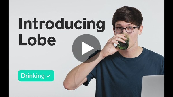 Introducing Lobe | Build your first machine learning model in ten minutes.