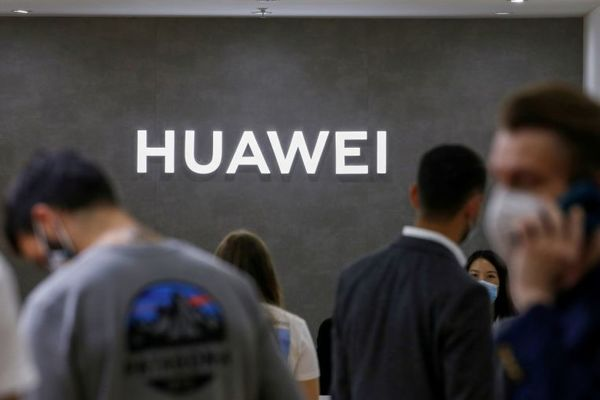 Huawei plans to build chip plant without US technology