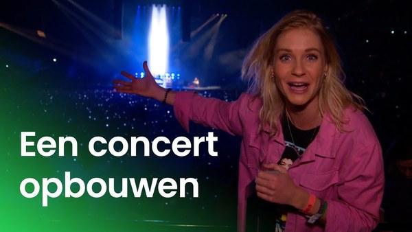 Hoe wordt een concert opgebouwd?