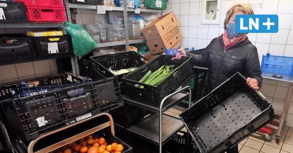 Oldesloer Tafel mangelt es an frischer Ware und tatkräftiger Hilfe