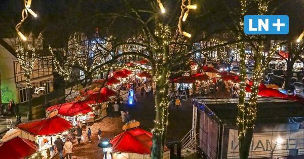 Ostholstein: Weihnachtsmarkt fällt aus, Städte setzen auf Deko und Beleuchtung