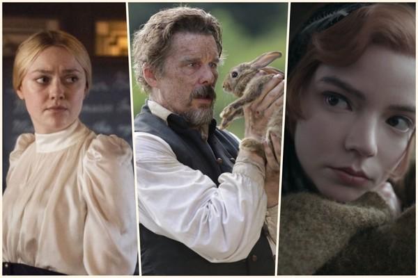 Las 5 mejores series de octubre de 2020