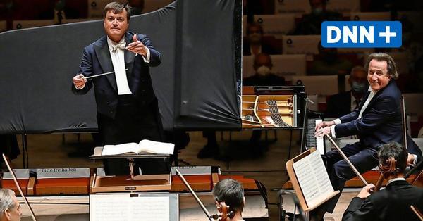 Das Sonderkonzert der Staatskapelle Dresden im Kulturpalast verzückte das Publikum