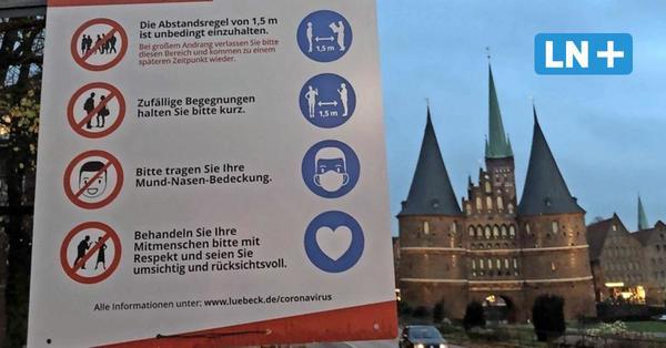 Corona: Lübeck weitet Maskenpflicht auf weitere Stadtbereiche aus