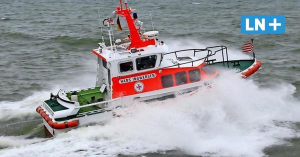 Boot vor Travemünde gekentert: Drei unterkühlte Angler aus Ostsee gerettet