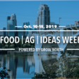 Food   Ag   Ideas Week - 2020 Overview