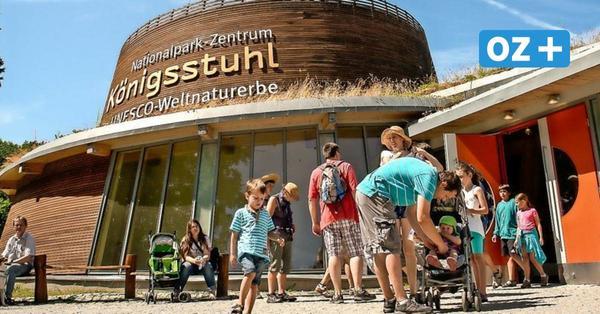 Nationalpark-Zentrum Königsstuhl auf Rügen bleibt bis auf Weiteres geschlossen