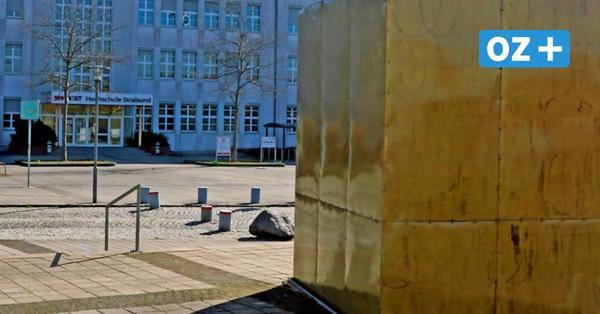 Hochschule Stralsund schränkt Präsenzbetrieb auf dem Campus weitgehend ein