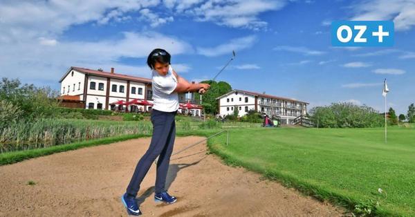 Zweiter Lockdown: Gemischte Gefühle im Golfhotel Strelapark bei Grimmen