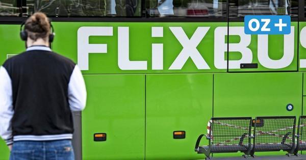 Corona-Krise: Flixbus stellt Betrieb in Mecklenburg-Vorpommern vorübergehend ein