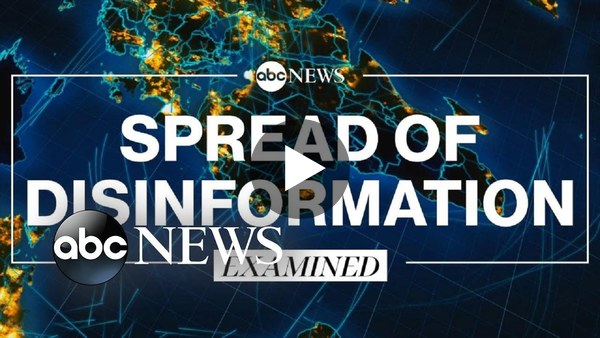 YouTube: Disinformation in 2020