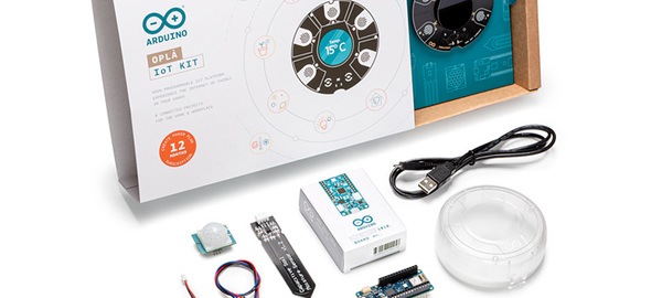 Arduino makes Internet of Things simple with launch of new Oplà IoT Kit