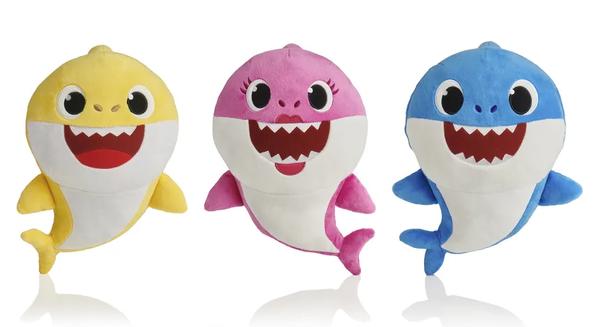 """... das Kinderlied """"Baby Shark"""", das jetzt das meistaufgerufene Youtube-Video aller Zeiten ist"""