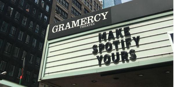 """Spotify: """"promotie in ruil voor lagere vergoeding"""""""