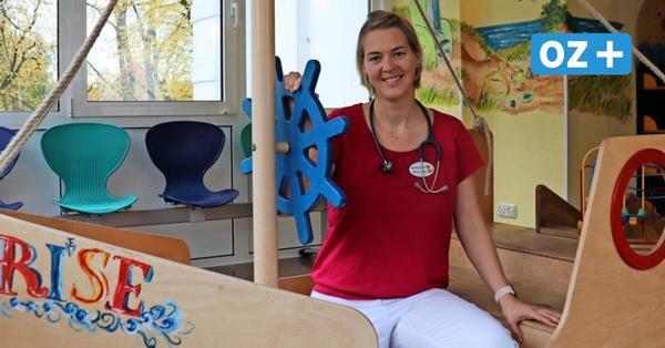 Wechsel von der Neugeborenenstation: Das ist die neue Kinderärztin in Bad Doberan