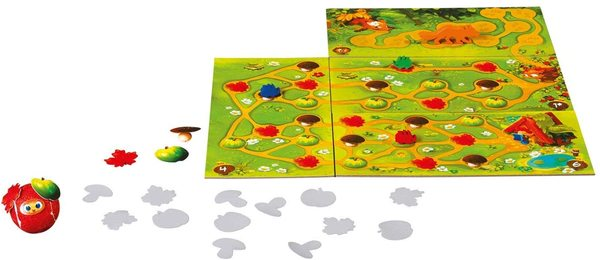 Speedy Roll ist Kinderspiel des Jahres. (Foto: Verlag Lifestyle Boardgames/Piatnik)