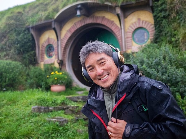 Guy Kawasaki, visiting Hobbits and talking Powerpoint (from his website)