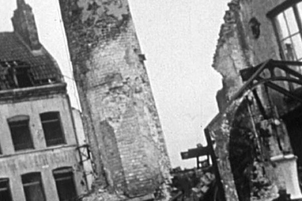 Dunkerque, se reconstruire - Documentaire overheropbouw Duinkerke