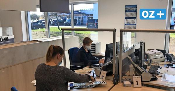 Dicht an der Autobahn: Neue Zulassungsstelle in Wismar eröffnet