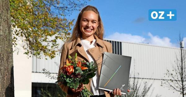 Ukrainerin hilft ausländischen Studenten in Wismar mit einer App