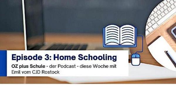 Home-Schooling auf Dauer? Die neue Folge im Podcast #ozplusschule